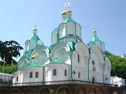 Успенский собор, Святогорская Свято-Успенская обитель