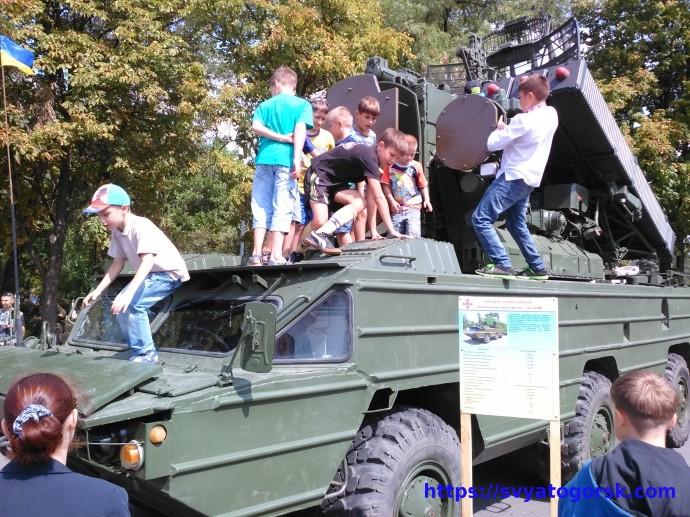 Украинские боевые машины пехоты